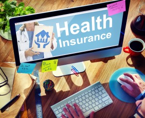 Health Insurance Safety Healthcare Protection Office Concept