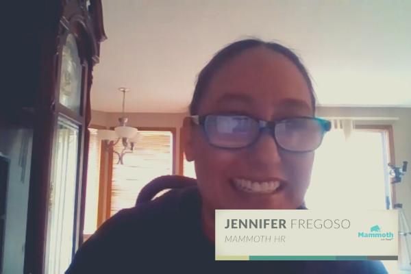 PeopleWork 14: Jennifer Fregoso, Mammoth HR on a Post-COVID Workplace [VIDEO]