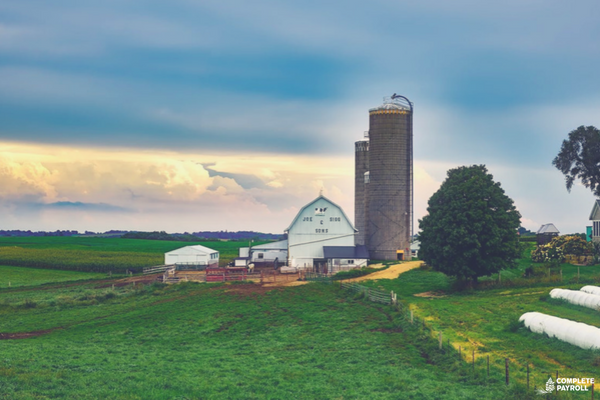 Who is a farm employer in New York State